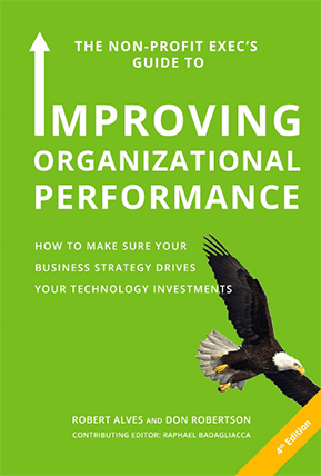 The Non-Profit Exec's Guide to Improving Organizational Performance