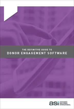 Get the Definitive Guide to Donor Engagement Software