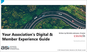 Your Association's Digital Member Experience Guide